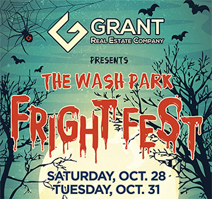 Wash Park Fright Fest Haunted House